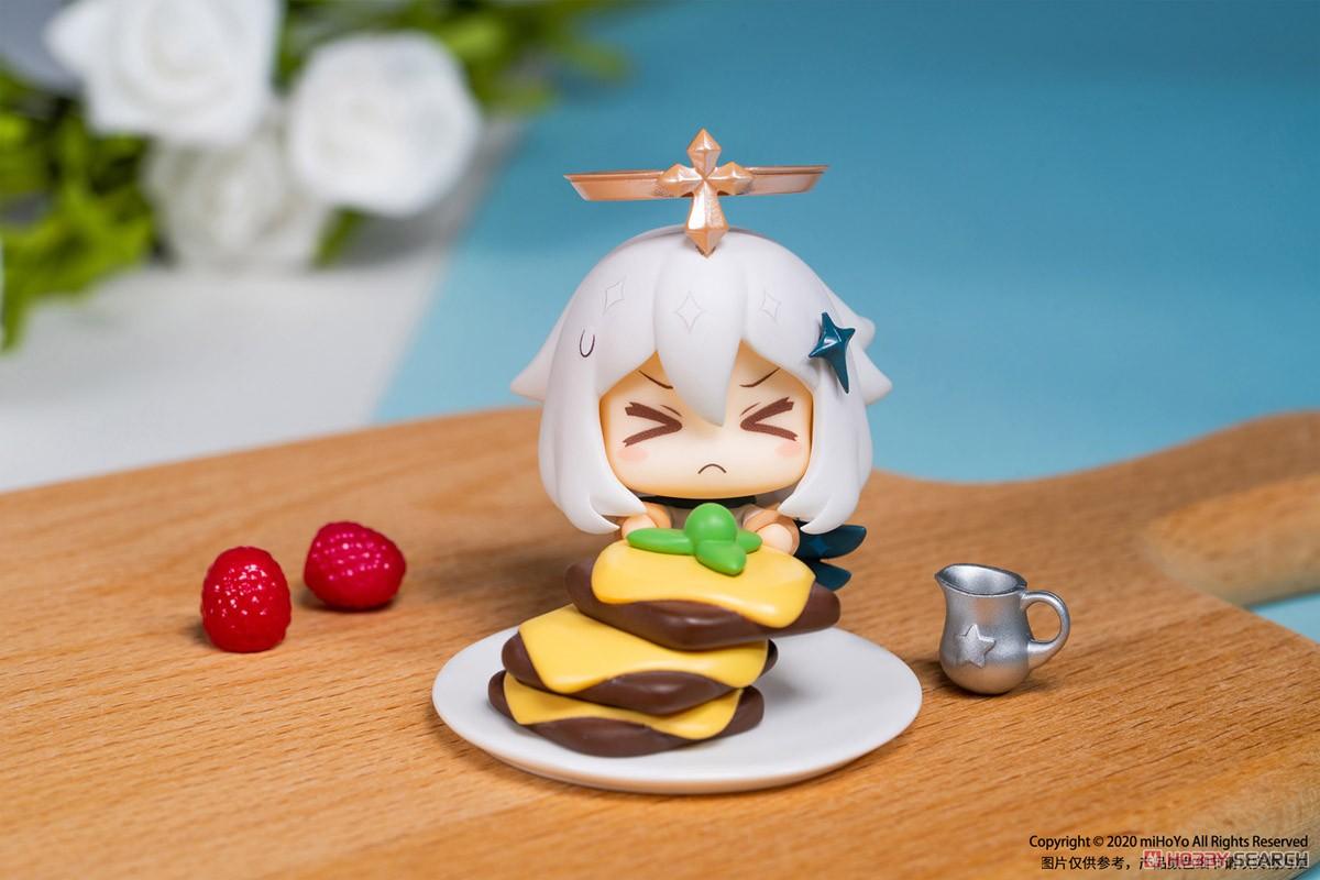 原神『「非常食じゃないから!」パイモン マスコットフィギュアコレクション』6個入りBOX-010