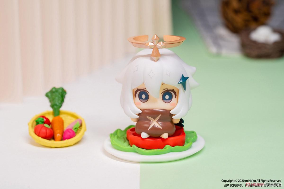 原神『「非常食じゃないから!」パイモン マスコットフィギュアコレクション』6個入りBOX-011