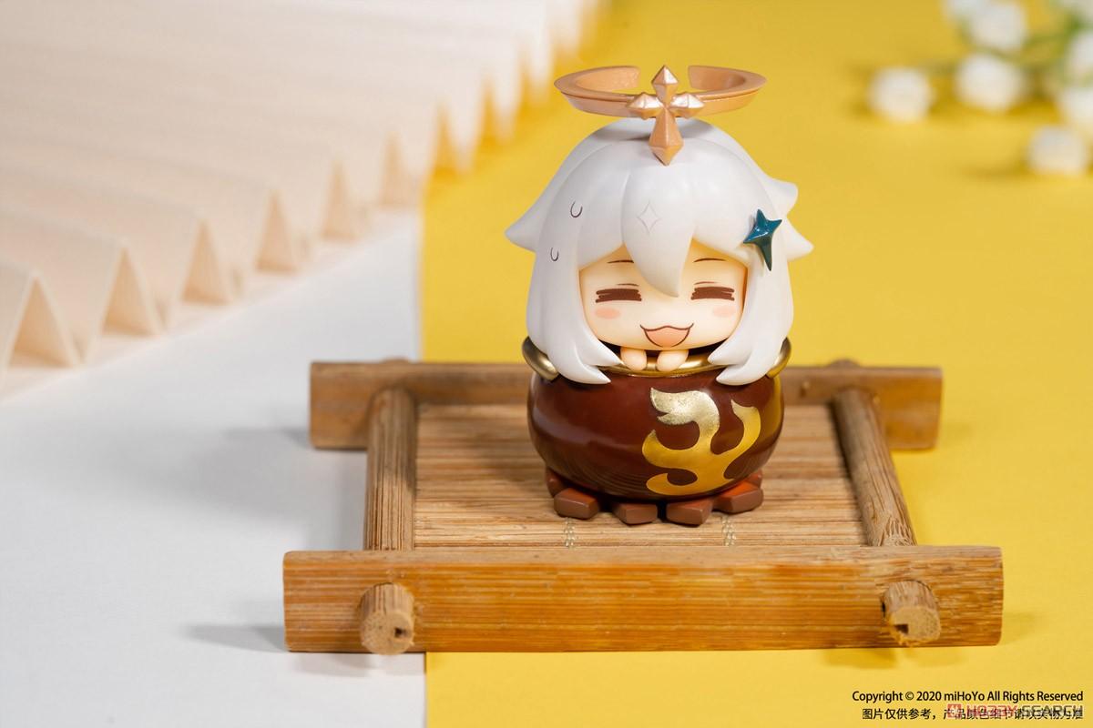 原神『「非常食じゃないから!」パイモン マスコットフィギュアコレクション』6個入りBOX-012