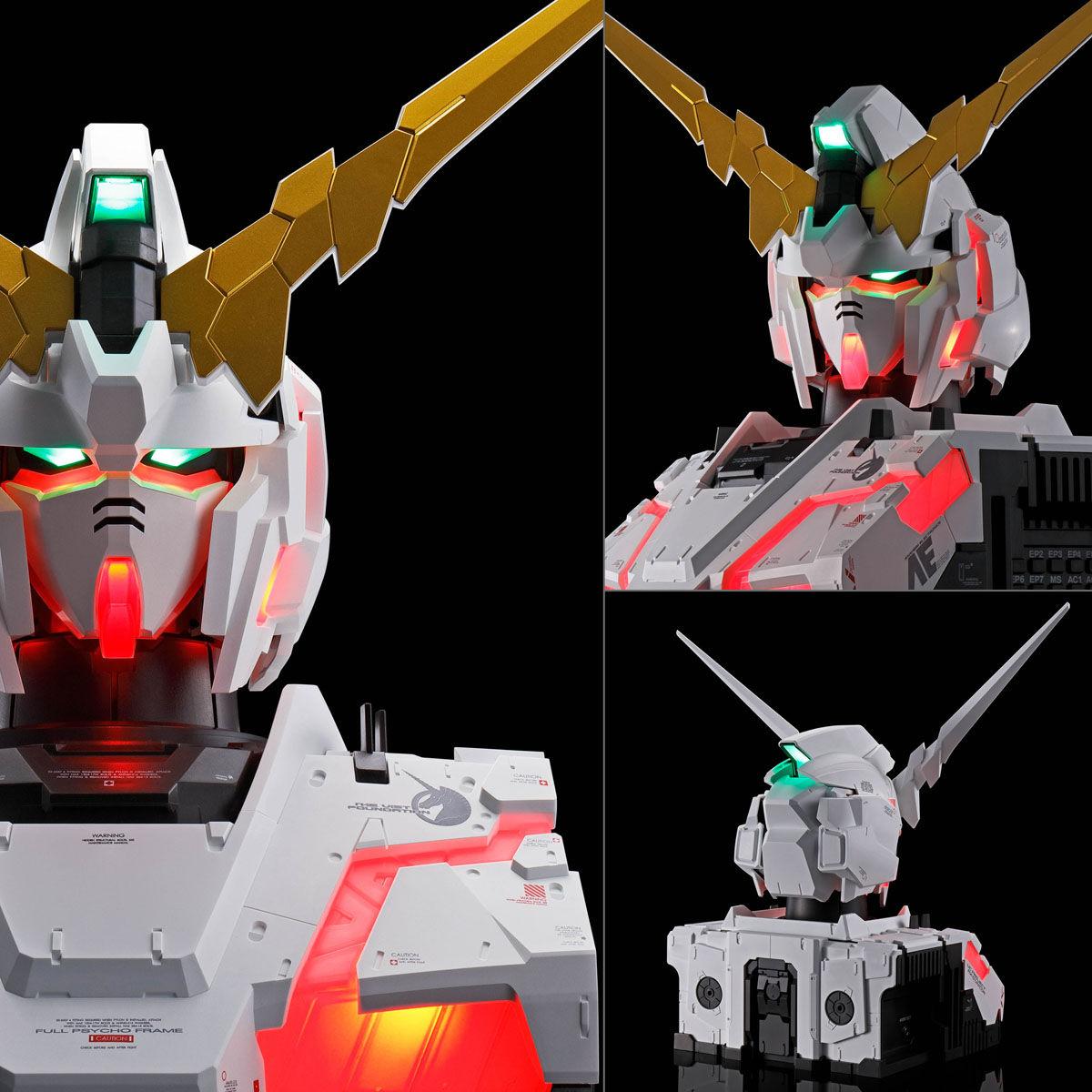 【限定販売】REAL EXPERIENCE MODEL『RX-0 ユニコーンガンダム(AUTO-TRANS edition)』ガンダムUC プラモデル-007