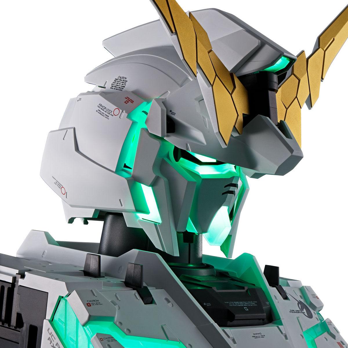 【限定販売】REAL EXPERIENCE MODEL『RX-0 ユニコーンガンダム(AUTO-TRANS edition)』ガンダムUC プラモデル-010