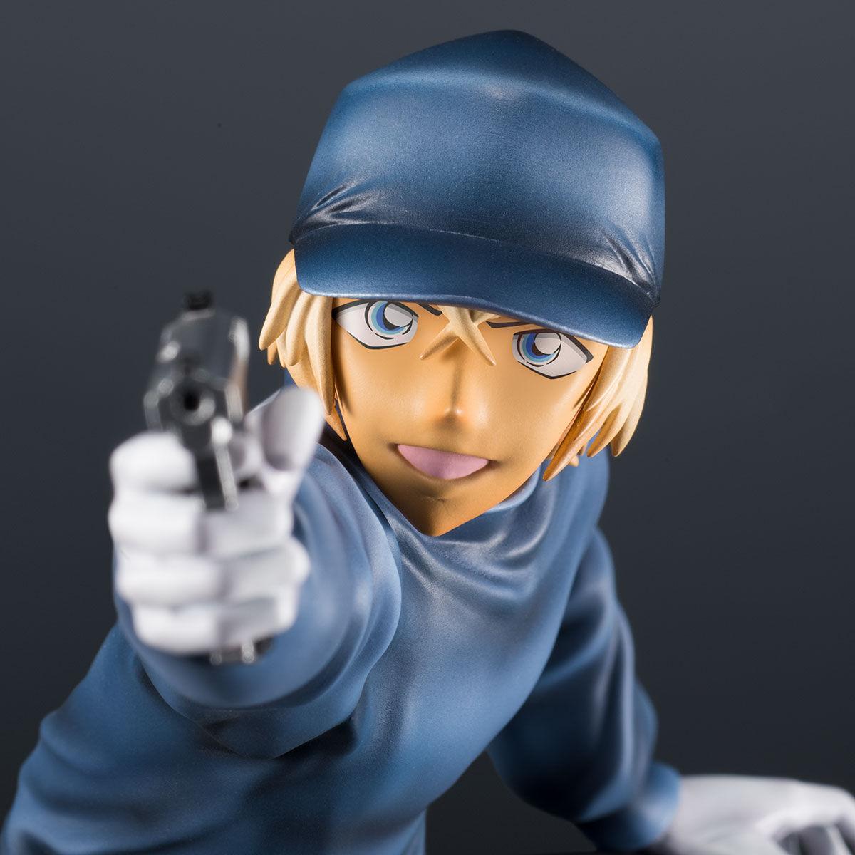 【限定販売】名探偵コナン『DETECTIVE VOICE FIGURE 赤井秀一VSバーボン』完成品フィギュア-006