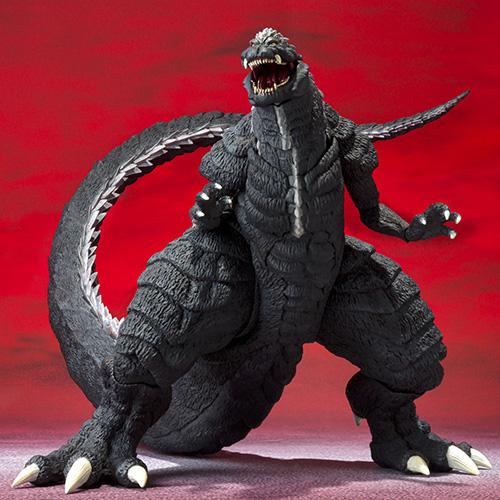 【限定販売】S.H.MonsterArts『ゴジラウルティマ』ゴジラS.P 可動フィギュア