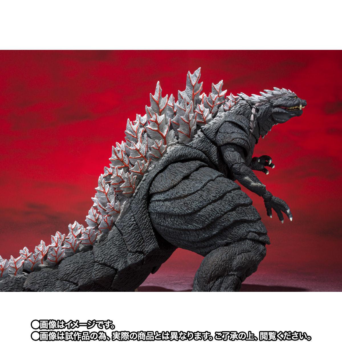 【限定販売】S.H.MonsterArts『ゴジラウルティマ』ゴジラS.P 可動フィギュア-007