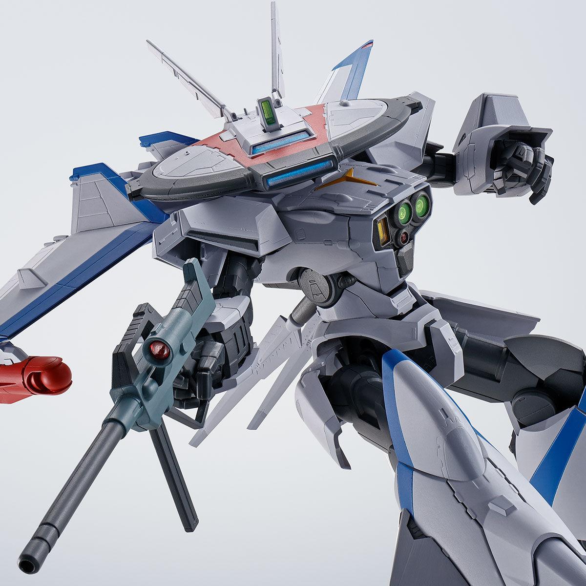 【限定販売】HI-METAL R『ドラグナー3』機甲戦記ドラグナー 可動フィギュア-001
