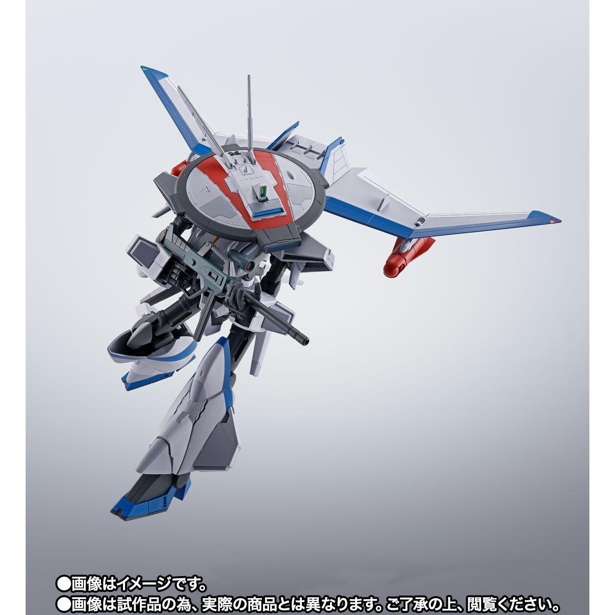 【限定販売】HI-METAL R『ドラグナー3』機甲戦記ドラグナー 可動フィギュア-002