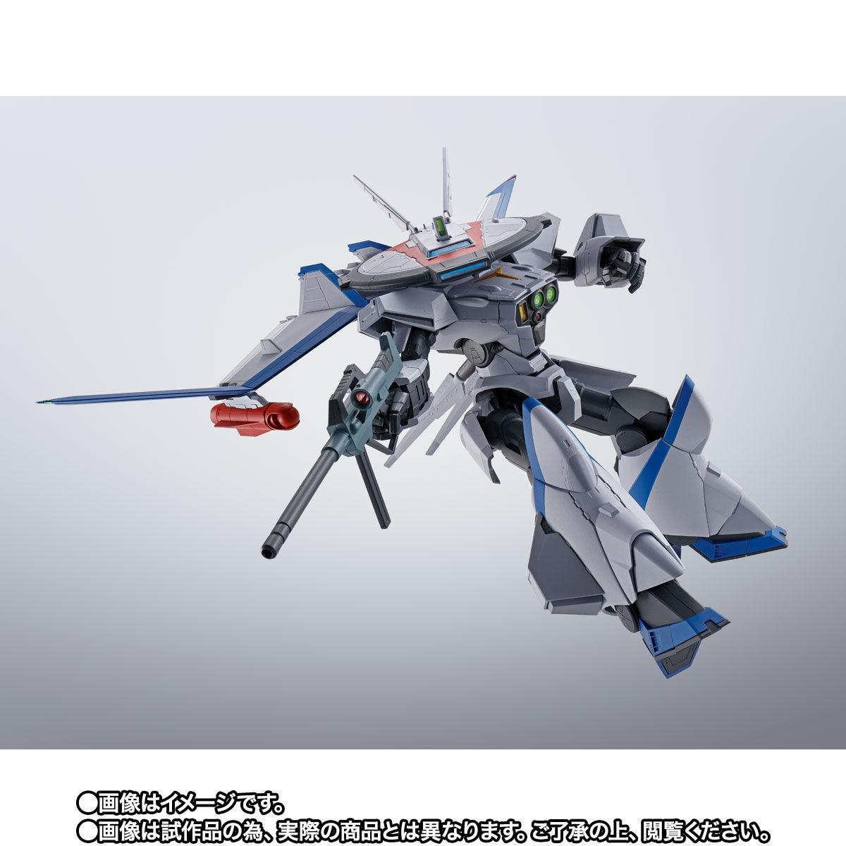 【限定販売】HI-METAL R『ドラグナー3』機甲戦記ドラグナー 可動フィギュア-003