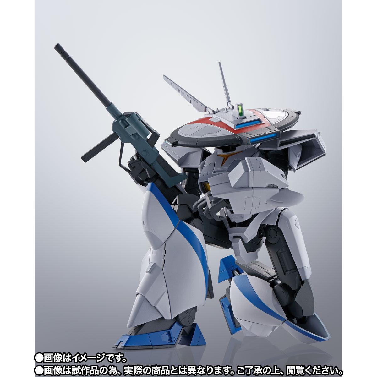 【限定販売】HI-METAL R『ドラグナー3』機甲戦記ドラグナー 可動フィギュア-004