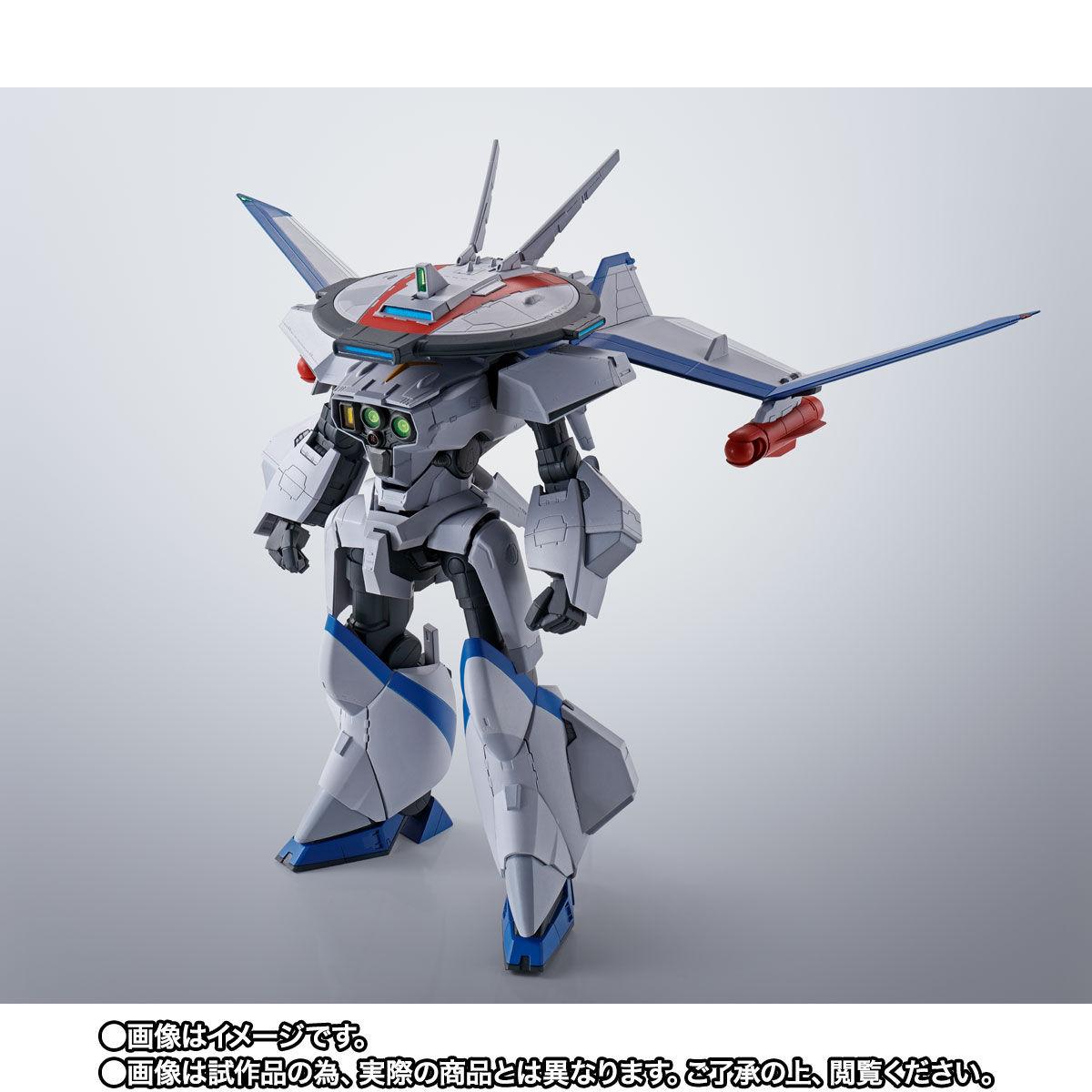 【限定販売】HI-METAL R『ドラグナー3』機甲戦記ドラグナー 可動フィギュア-005