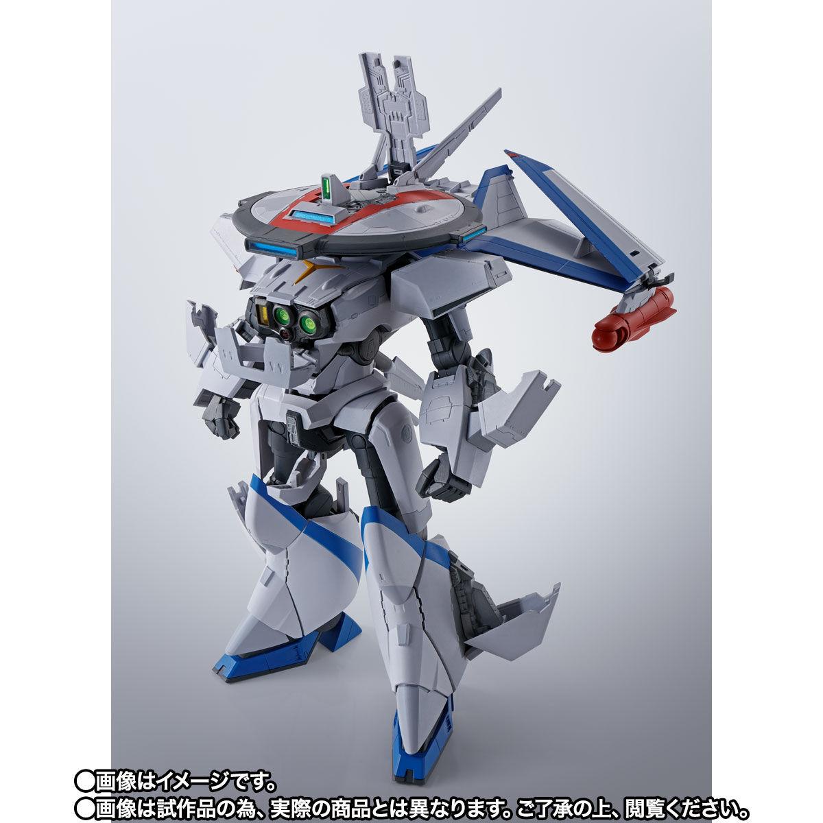 【限定販売】HI-METAL R『ドラグナー3』機甲戦記ドラグナー 可動フィギュア-006