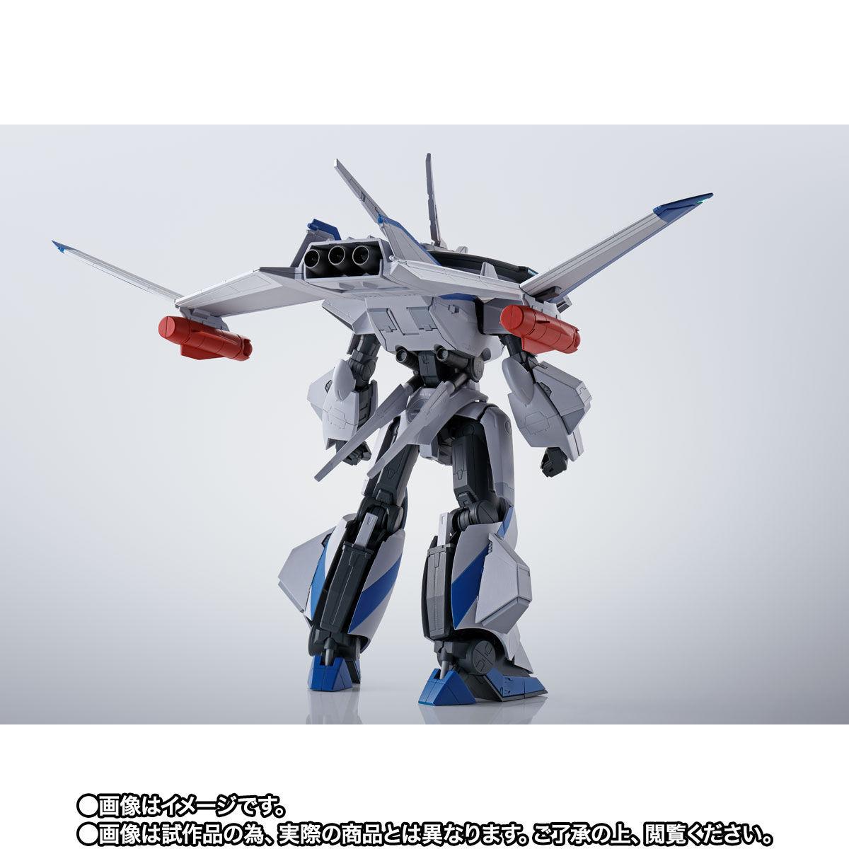 【限定販売】HI-METAL R『ドラグナー3』機甲戦記ドラグナー 可動フィギュア-007