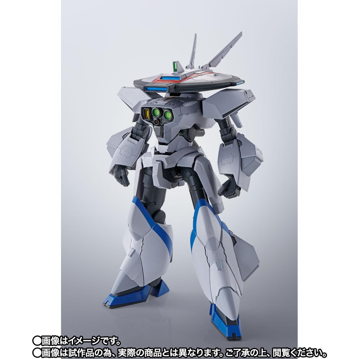 【限定販売】HI-METAL R『ドラグナー3』機甲戦記ドラグナー 可動フィギュア-008