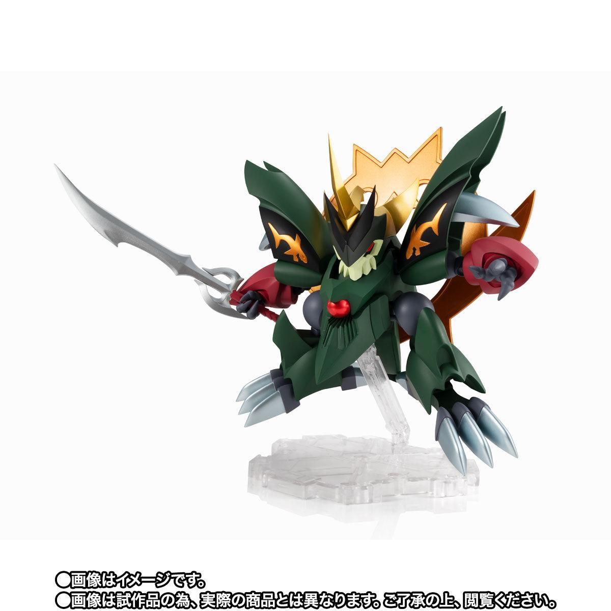 【限定販売】NXEDGE STYLE[MASHIN UNIT]『真・夏鬼丸』魔神英雄伝ワタル2 可動フィギュア-003