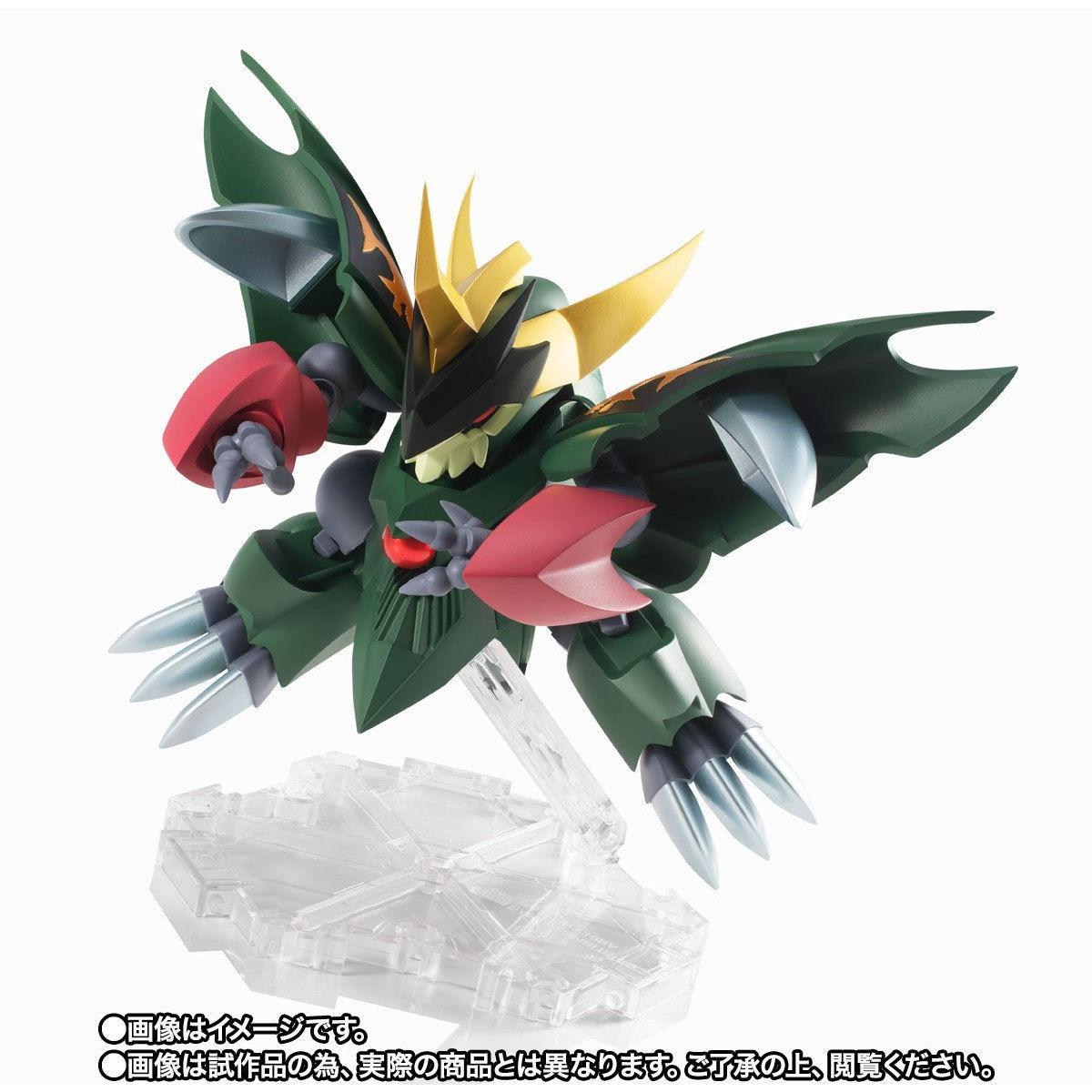【限定販売】NXEDGE STYLE[MASHIN UNIT]『真・夏鬼丸』魔神英雄伝ワタル2 可動フィギュア-005