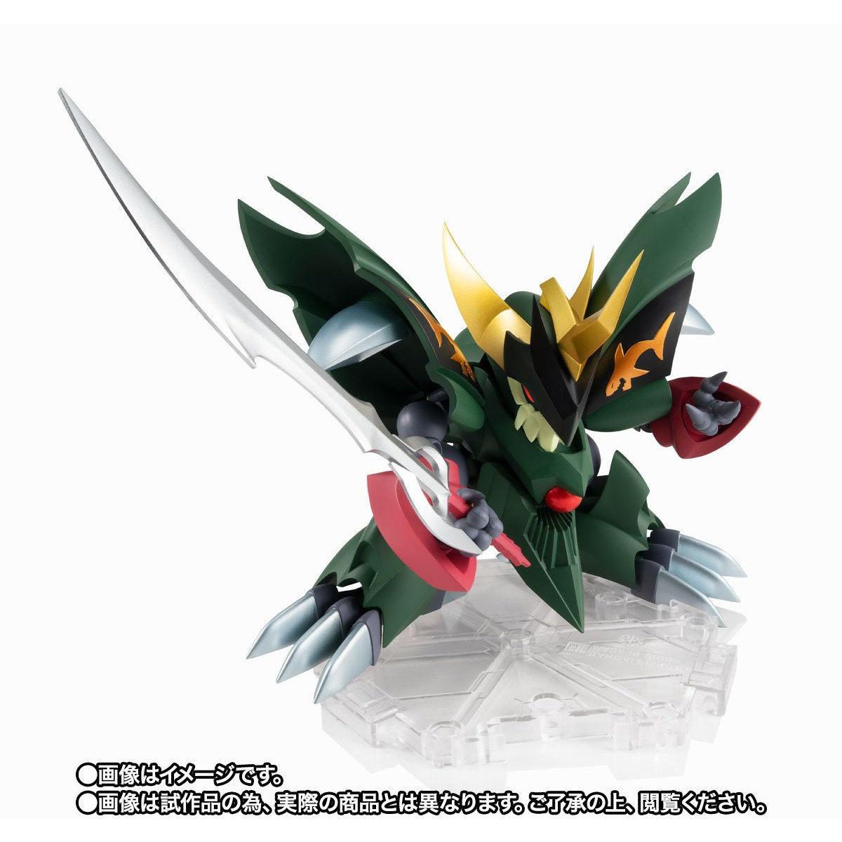 【限定販売】NXEDGE STYLE[MASHIN UNIT]『真・夏鬼丸』魔神英雄伝ワタル2 可動フィギュア-006