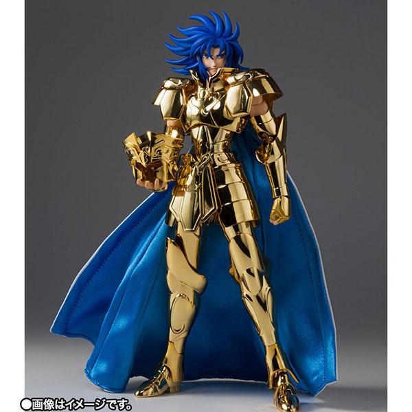 【限定販売】聖闘士聖衣神話EX『ジェミニ サガ GOLD24』聖闘士星矢 可動フィギュア