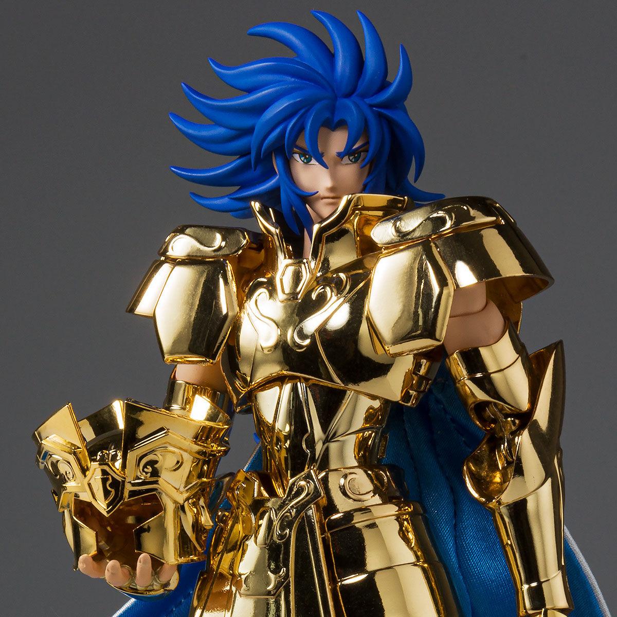 【限定販売】聖闘士聖衣神話EX『ジェミニ サガ GOLD24』聖闘士星矢 可動フィギュア-001