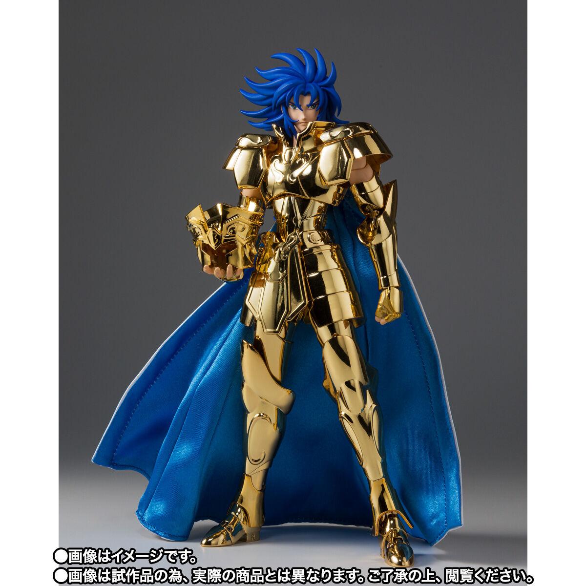 【限定販売】聖闘士聖衣神話EX『ジェミニ サガ GOLD24』聖闘士星矢 可動フィギュア-002