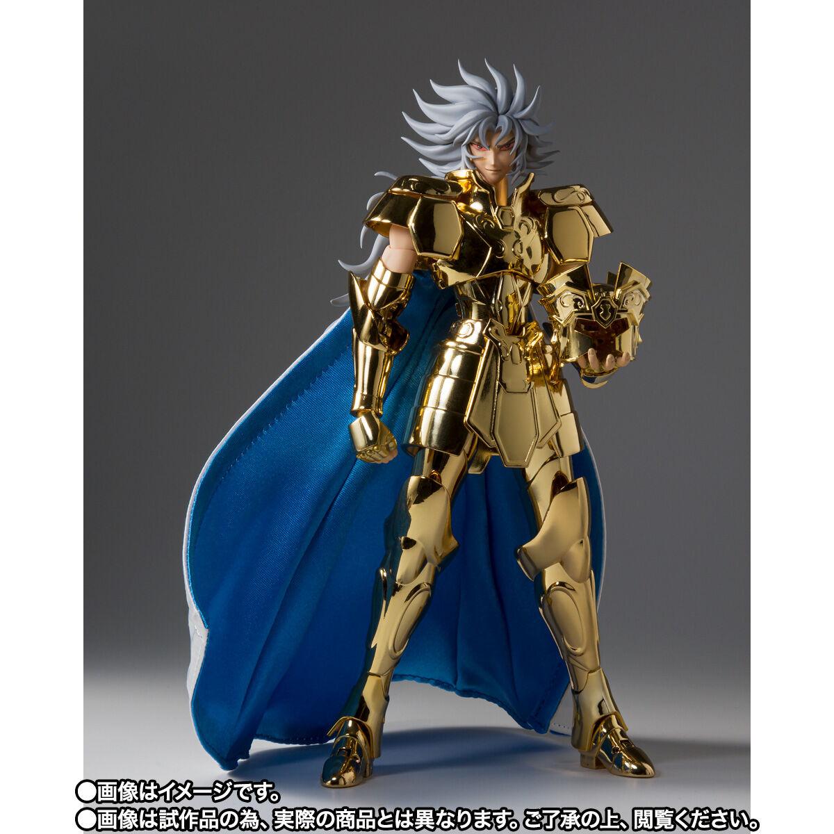 【限定販売】聖闘士聖衣神話EX『ジェミニ サガ GOLD24』聖闘士星矢 可動フィギュア-003