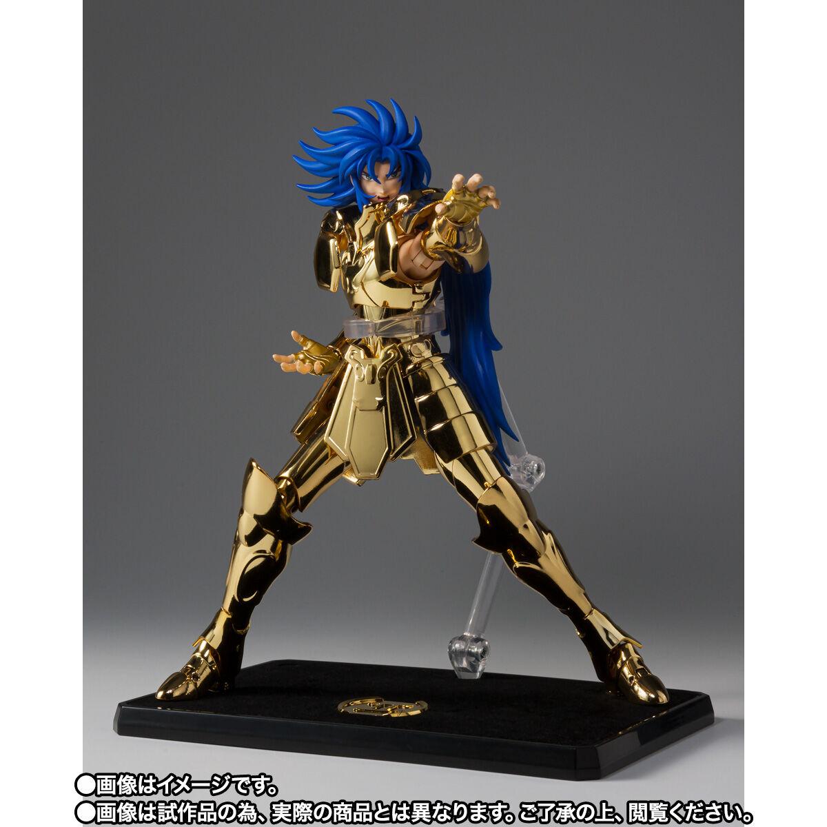 【限定販売】聖闘士聖衣神話EX『ジェミニ サガ GOLD24』聖闘士星矢 可動フィギュア-004