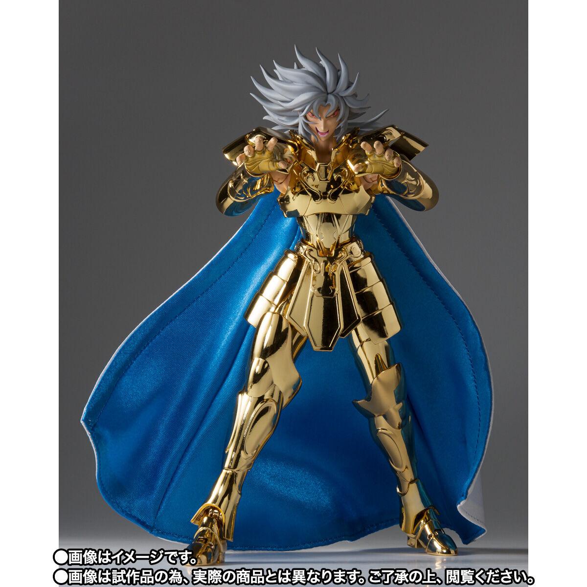 【限定販売】聖闘士聖衣神話EX『ジェミニ サガ GOLD24』聖闘士星矢 可動フィギュア-005