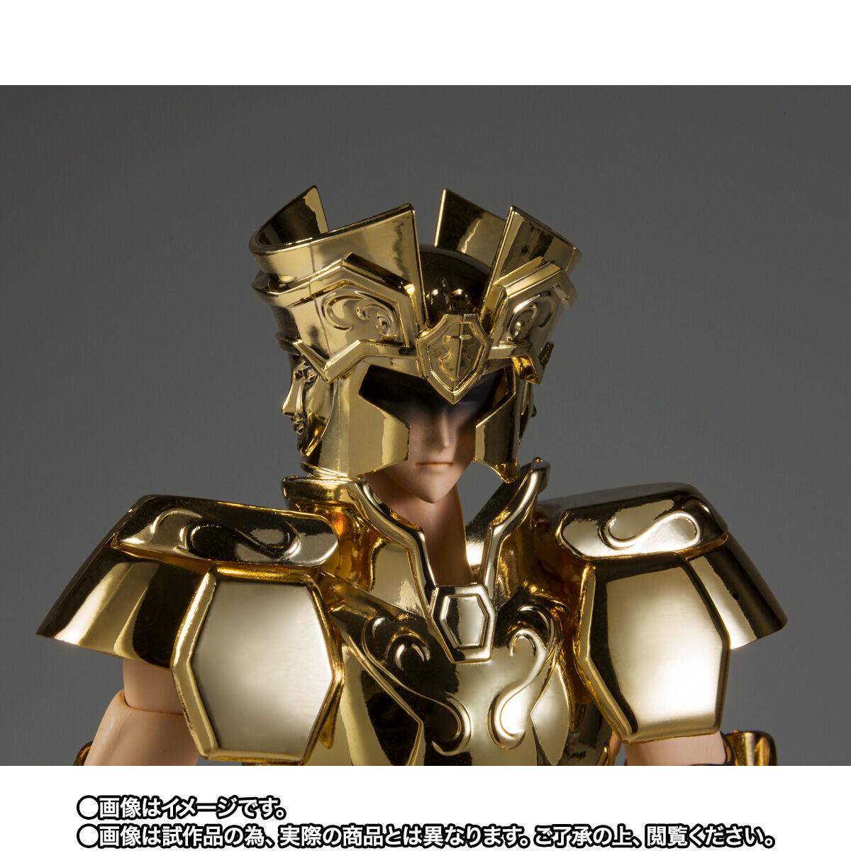 【限定販売】聖闘士聖衣神話EX『ジェミニ サガ GOLD24』聖闘士星矢 可動フィギュア-006