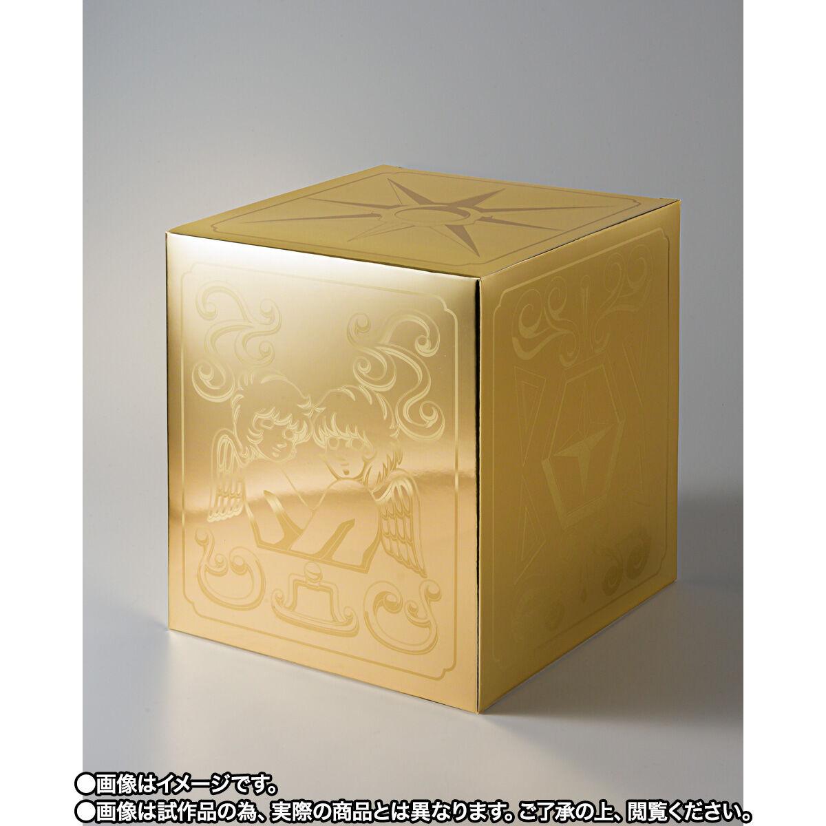 【限定販売】聖闘士聖衣神話EX『ジェミニ サガ GOLD24』聖闘士星矢 可動フィギュア-010