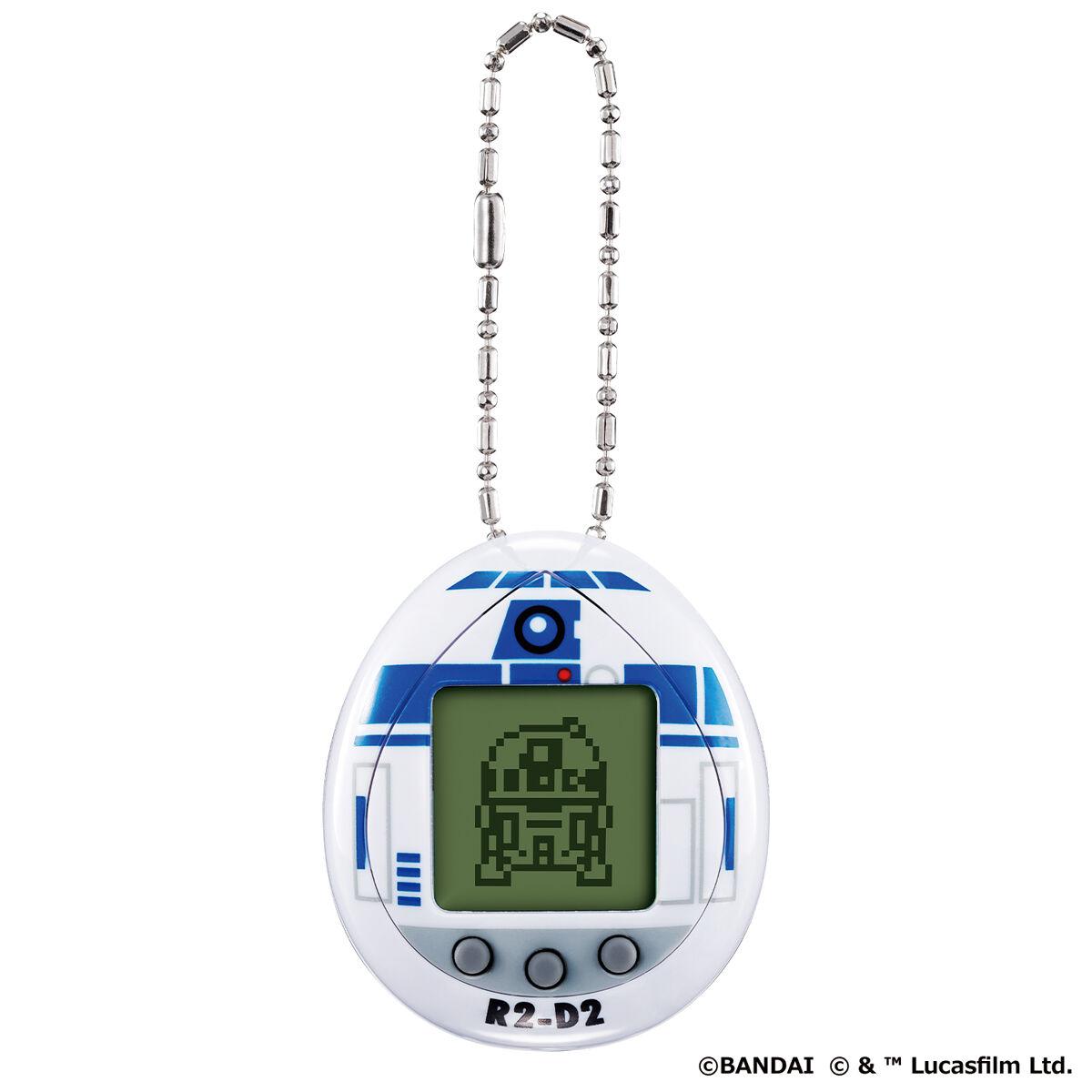 スターウォーズ『R2-D2 TAMAGOTCHI Classic color ver.』たまごっちnano-002