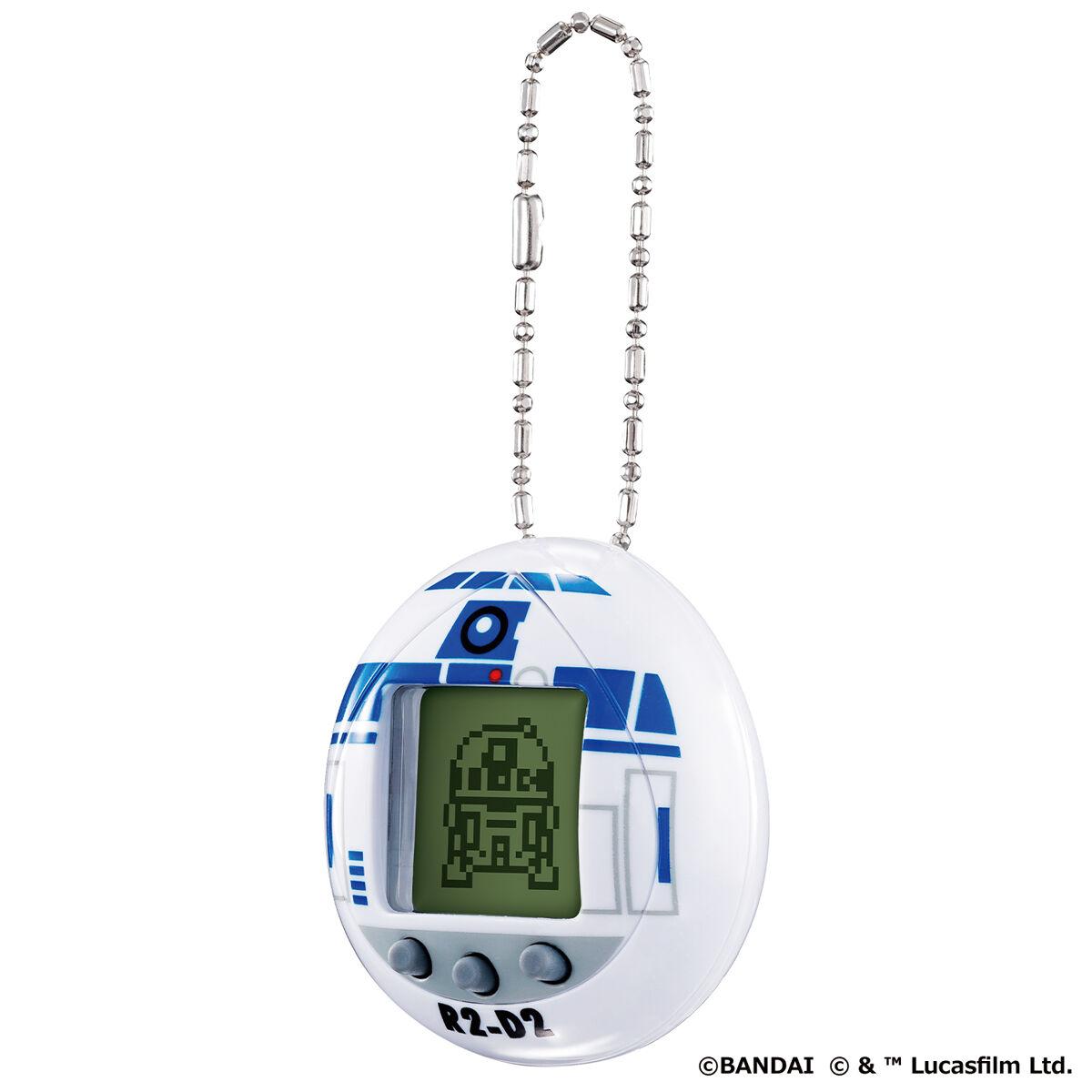 スターウォーズ『R2-D2 TAMAGOTCHI Classic color ver.』たまごっちnano-003