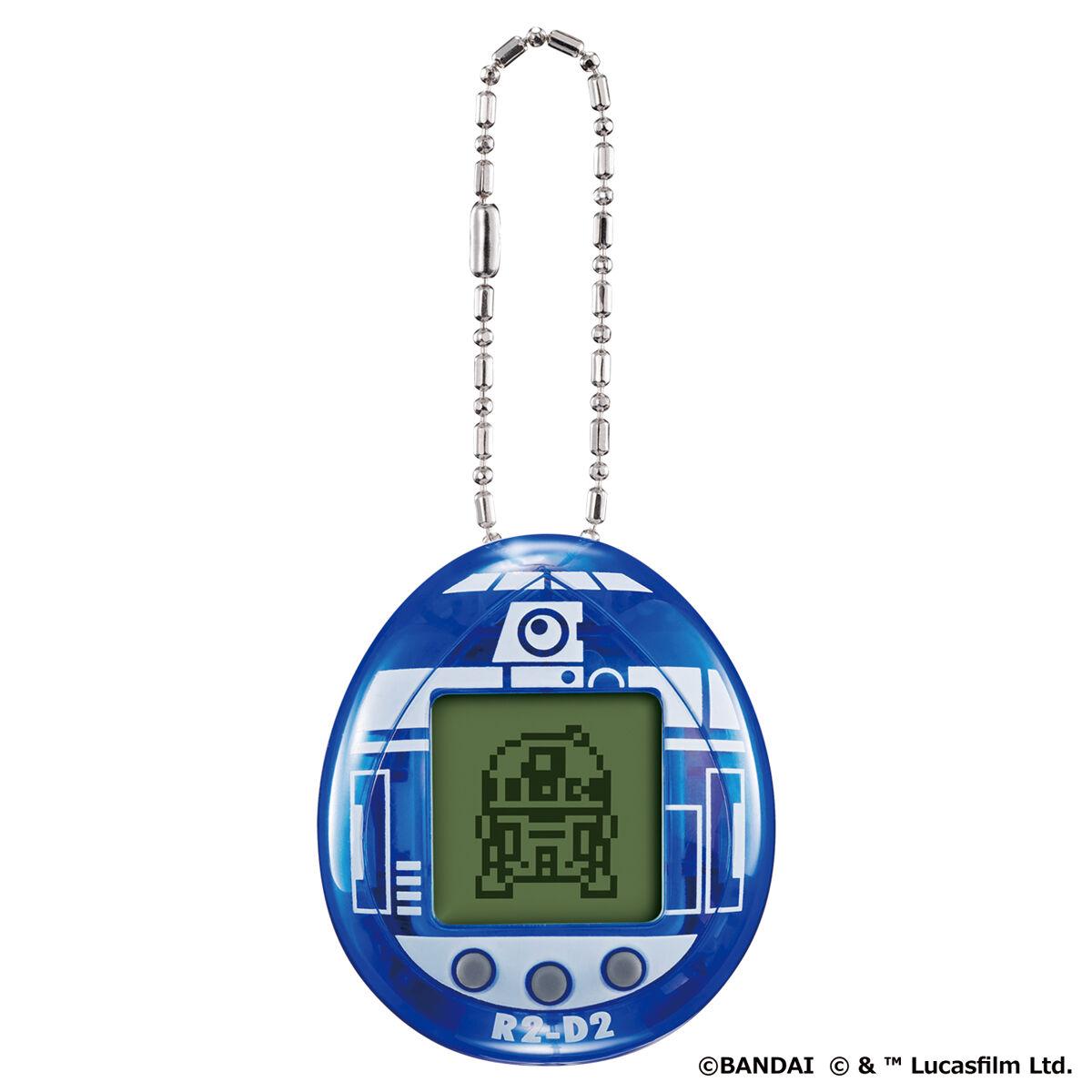 スターウォーズ『R2-D2 TAMAGOTCHI Classic color ver.』たまごっちnano-006