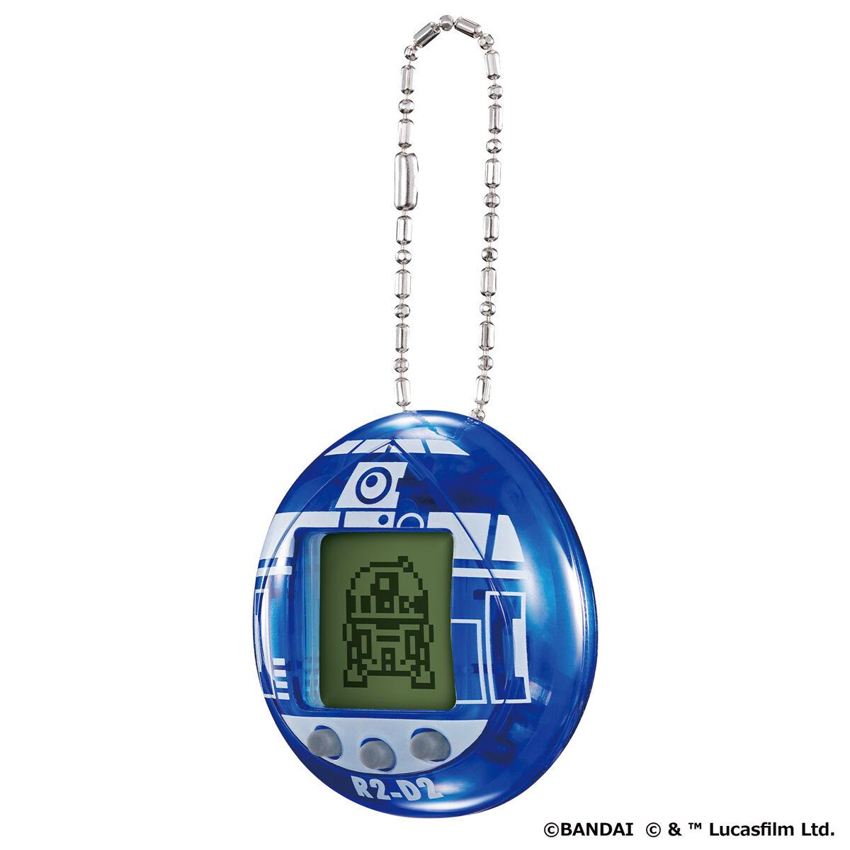 スターウォーズ『R2-D2 TAMAGOTCHI Classic color ver.』たまごっちnano-007