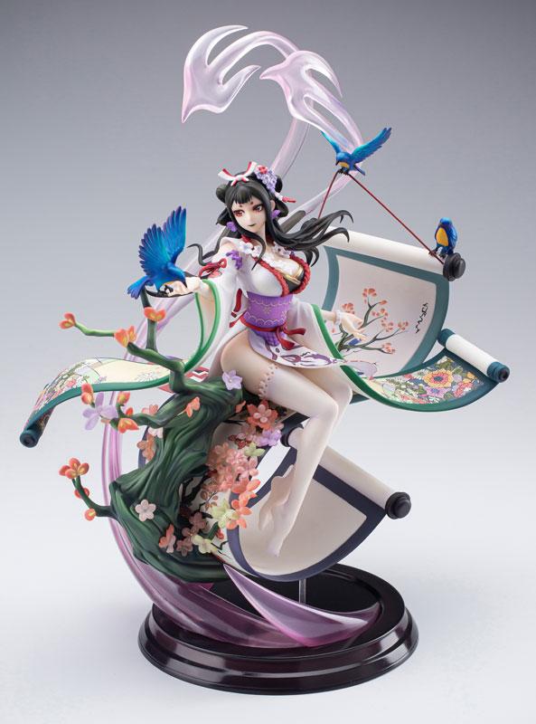 【限定販売】陰陽師本格幻想RPG『花鳥風月』1/8 完成品フィギュア-001