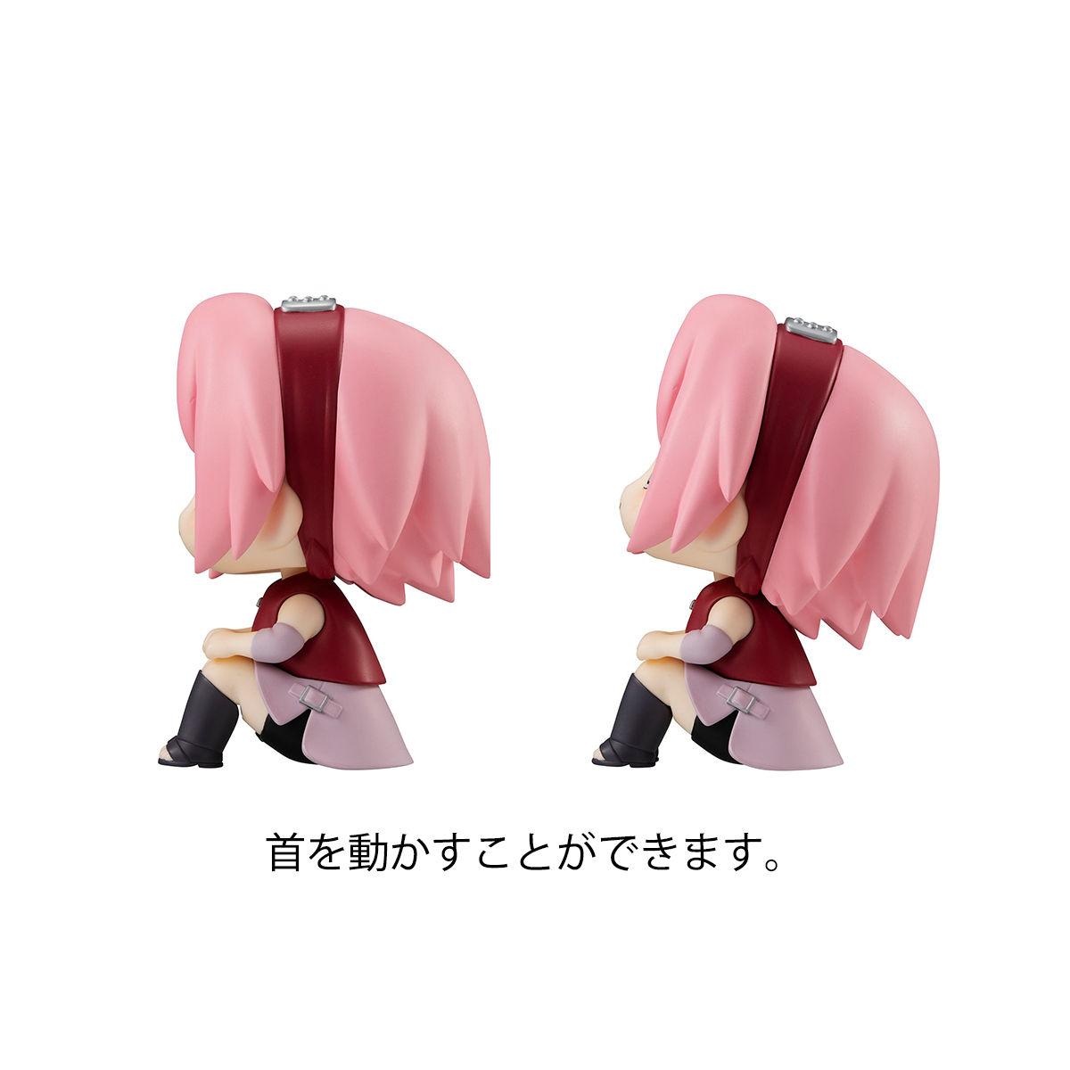 るかっぷ『春野サクラ』NARUTO -ナルト- 疾風伝 デフォルメ完成品フィギュア-006