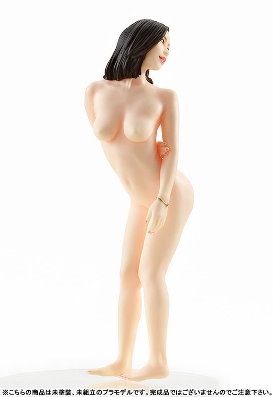 PLAMAX Naked Angel『篠田ゆう』1/20 プラモデル-002