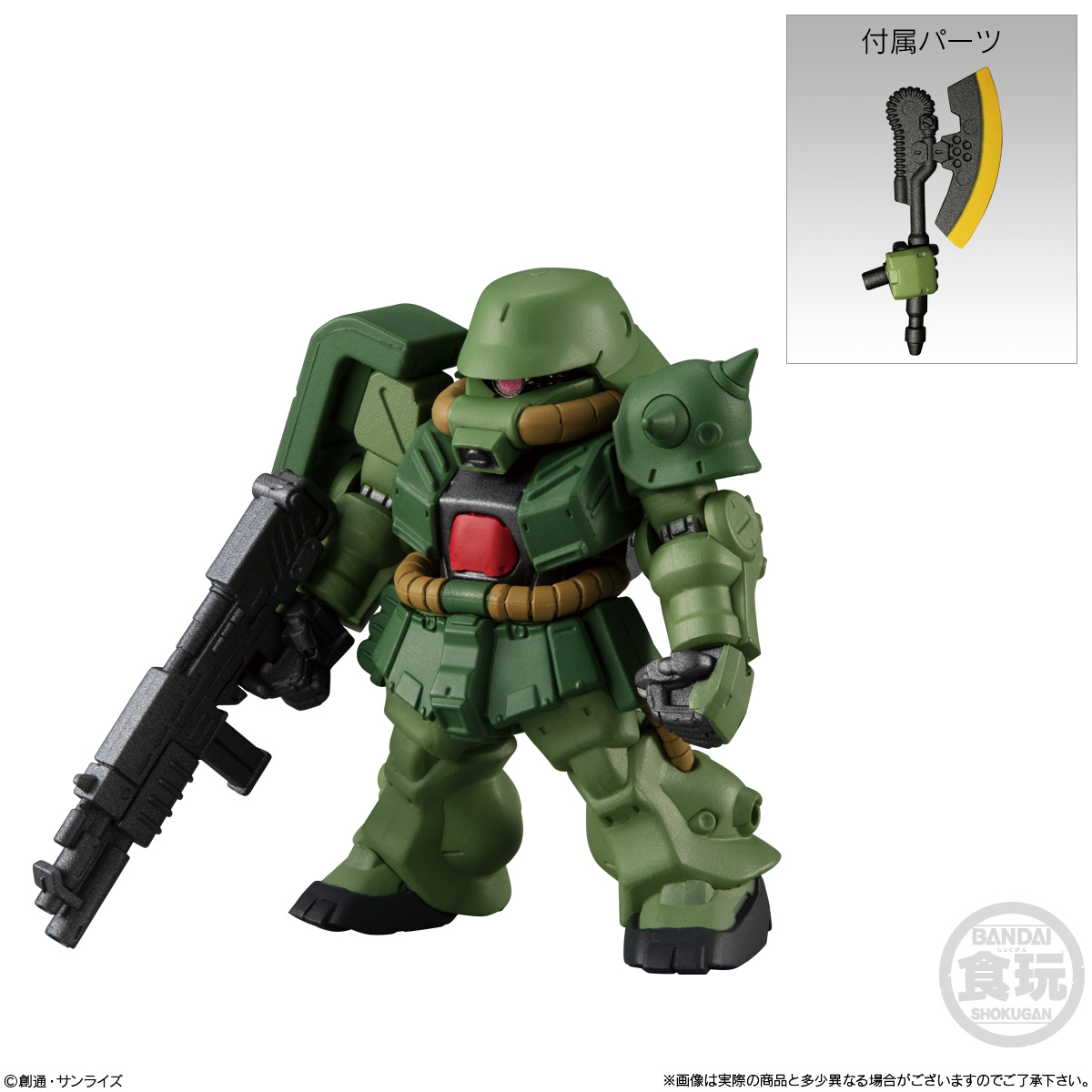 【食玩】機動戦士ガンダム『FW GUNDAM CONVERGE ♯22』10個入りBOX-006