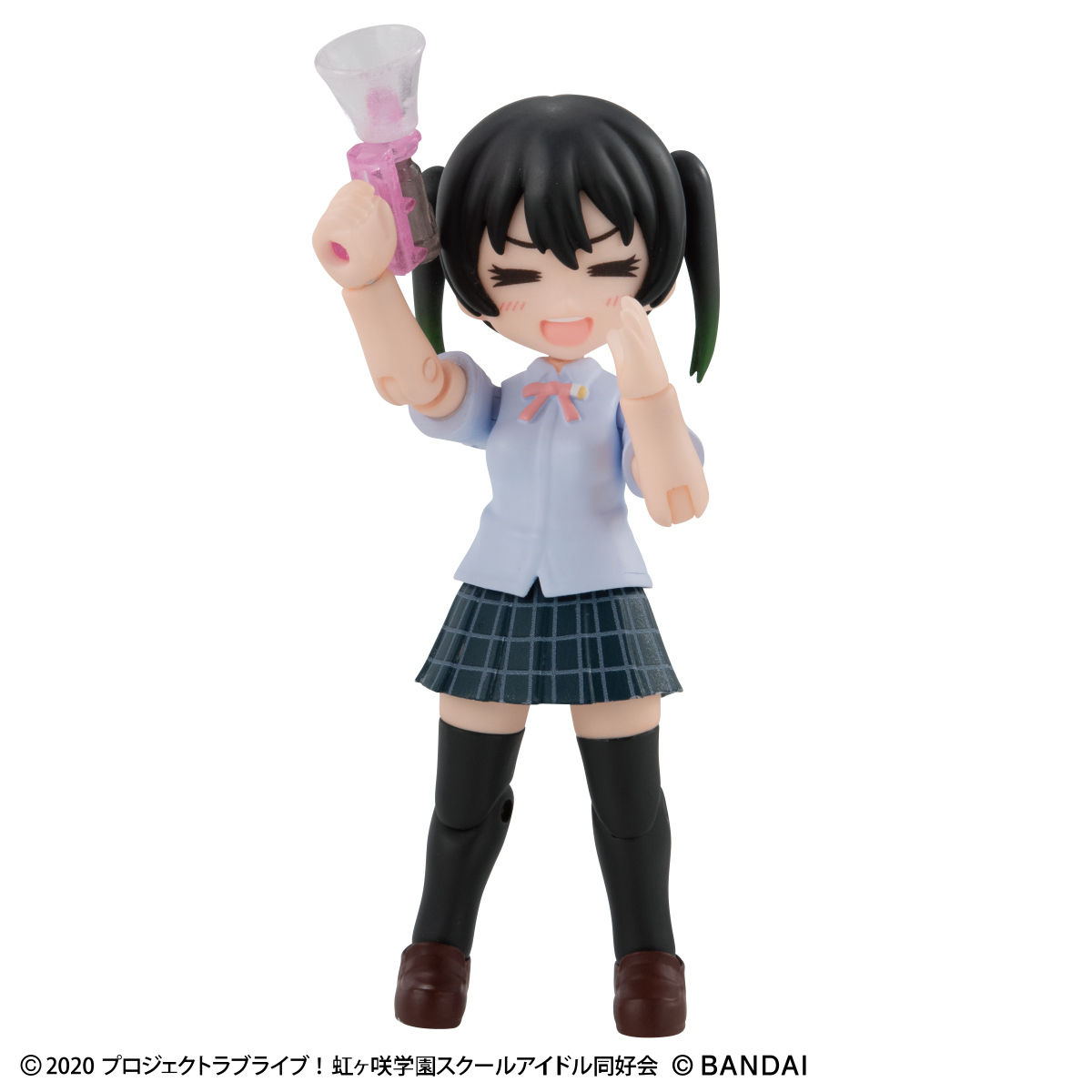 アクアシューターズ!『AQUA SHOOTERS! feat.虹ヶ咲学園スクールアイドル同好会01』3個入りBOX-015