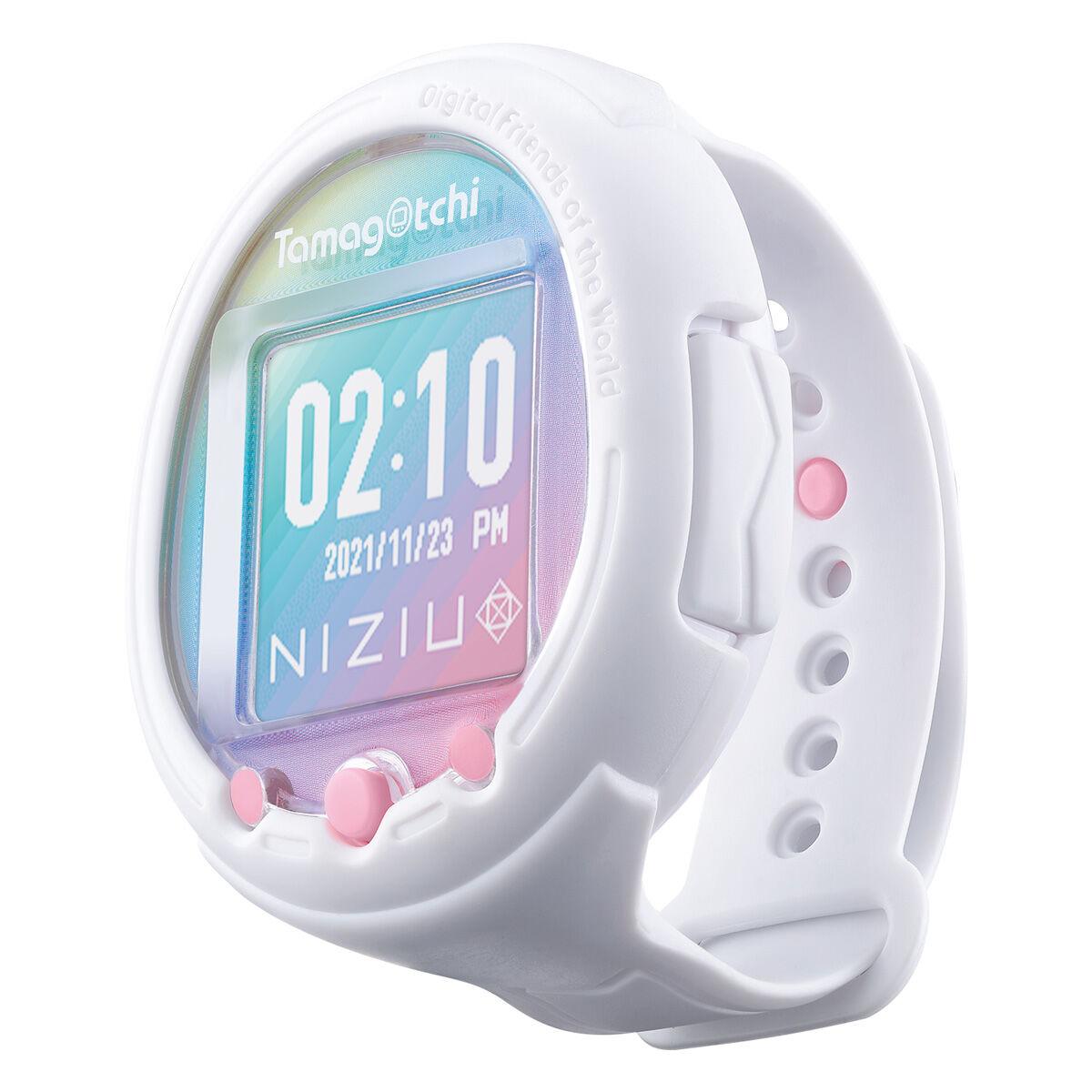 たまごっちスマート『Tamagotchi Smart NiziUスペシャルセット』たまごっち-005