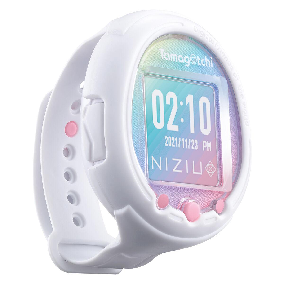たまごっちスマート『Tamagotchi Smart NiziUスペシャルセット』たまごっち-006