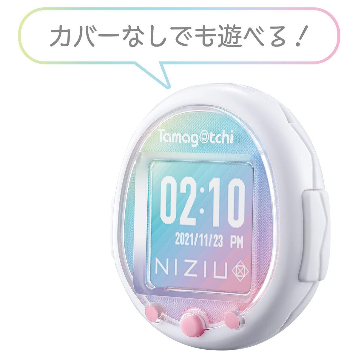 たまごっちスマート『Tamagotchi Smart NiziUスペシャルセット』たまごっち-007