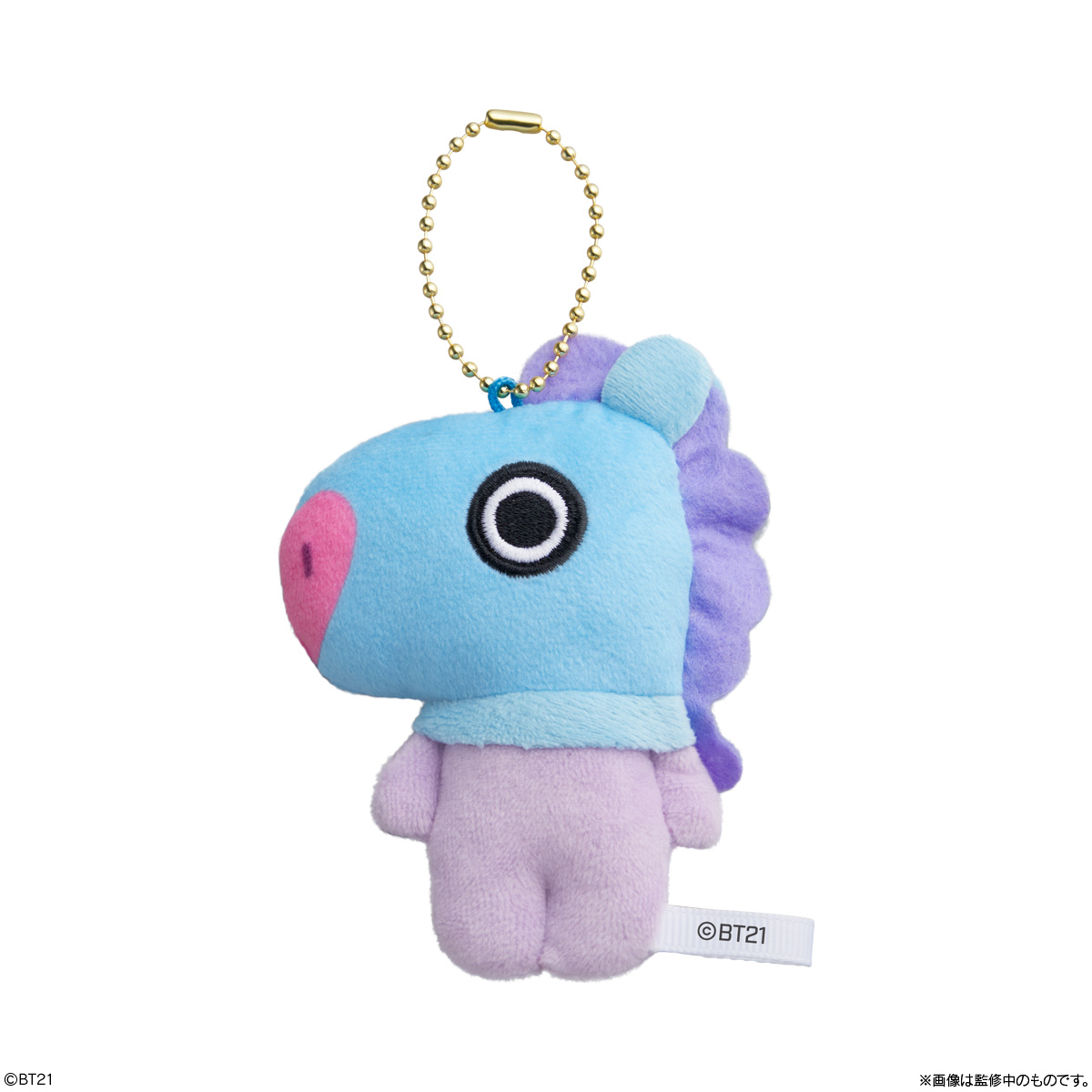 【食玩】BT21『BT21 Fuwa Fuwa Mascot★』10個入りBOX-008