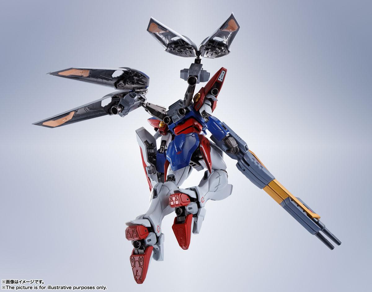 METAL ROBOT魂〈SIDE MS〉『ウイングガンダムゼロ』新機動戦記ガンダムW 可動フィギュア-004