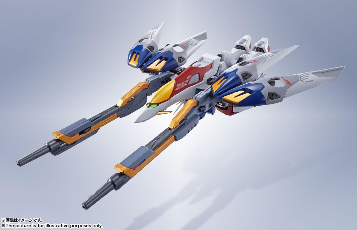 METAL ROBOT魂〈SIDE MS〉『ウイングガンダムゼロ』新機動戦記ガンダムW 可動フィギュア-013