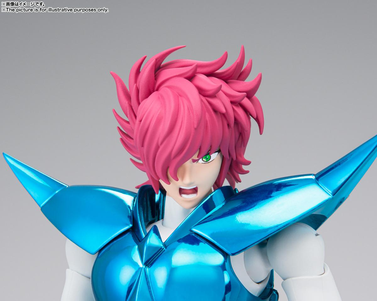 聖闘士聖衣神話EX『デルタ星メグレスアルベリッヒ』聖闘士星矢 可動フィギュア-008