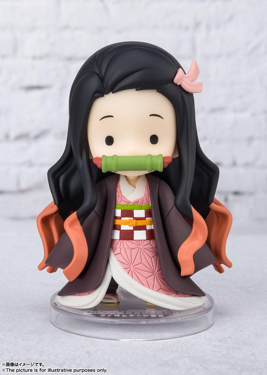 Figuarts mini『小さな禰豆子』鬼滅の刃 デフォルメ可動フィギュア-001