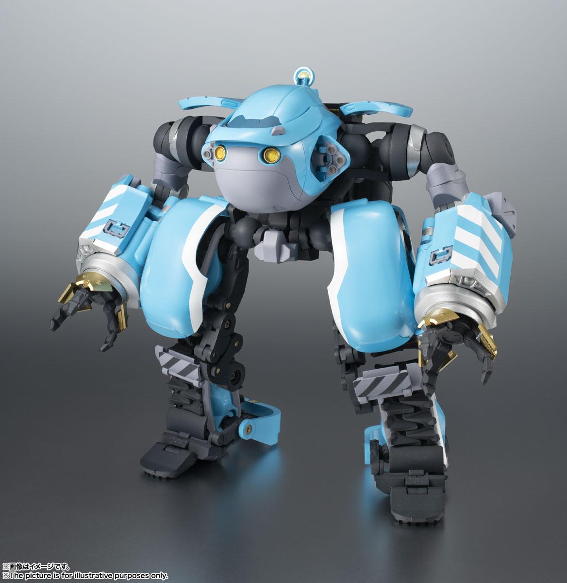 ROBOT魂〈SIDE MB〉『ビッグトニー』サクガン 可動フィギュア-001