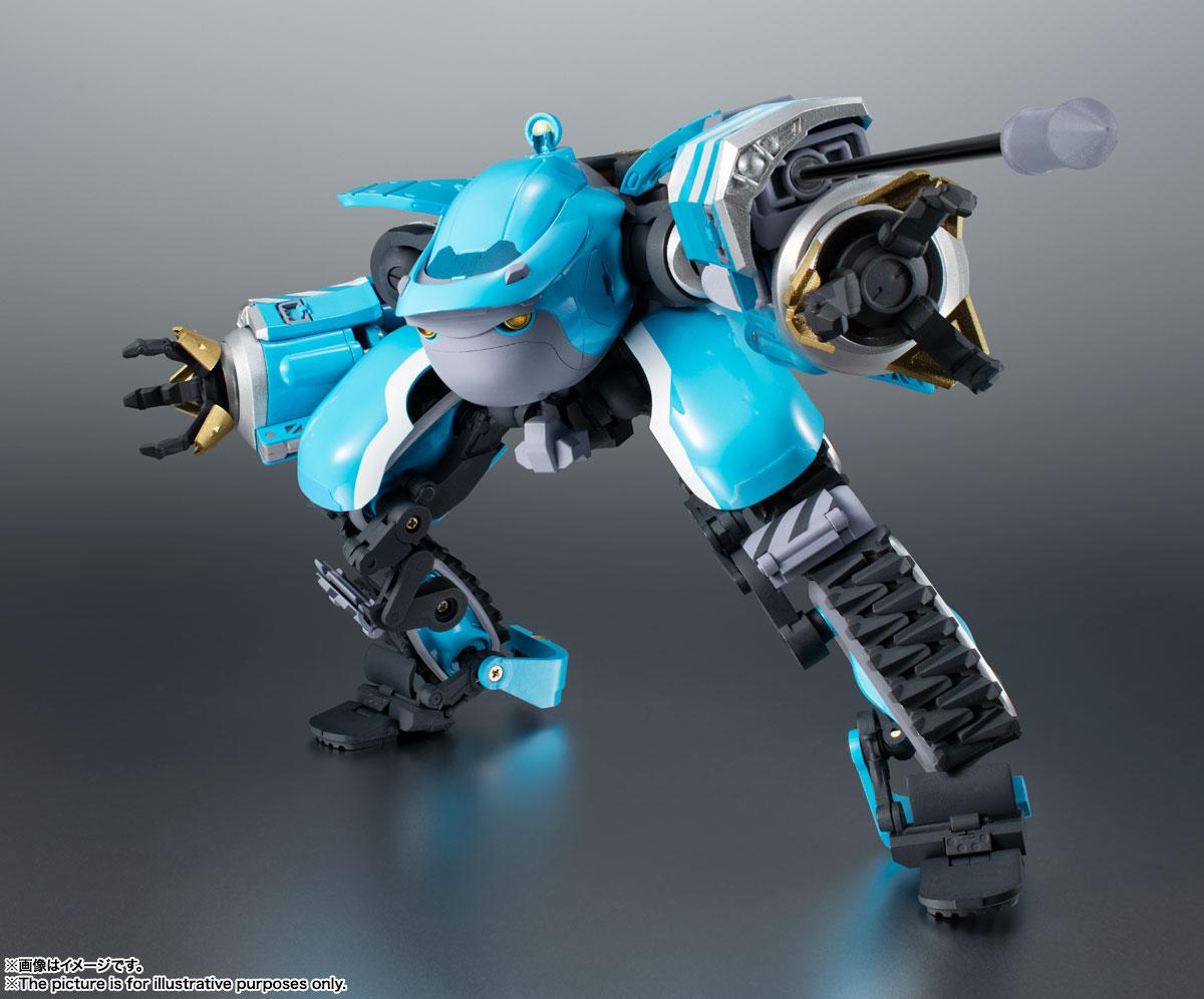 ROBOT魂〈SIDE MB〉『ビッグトニー』サクガン 可動フィギュア-004