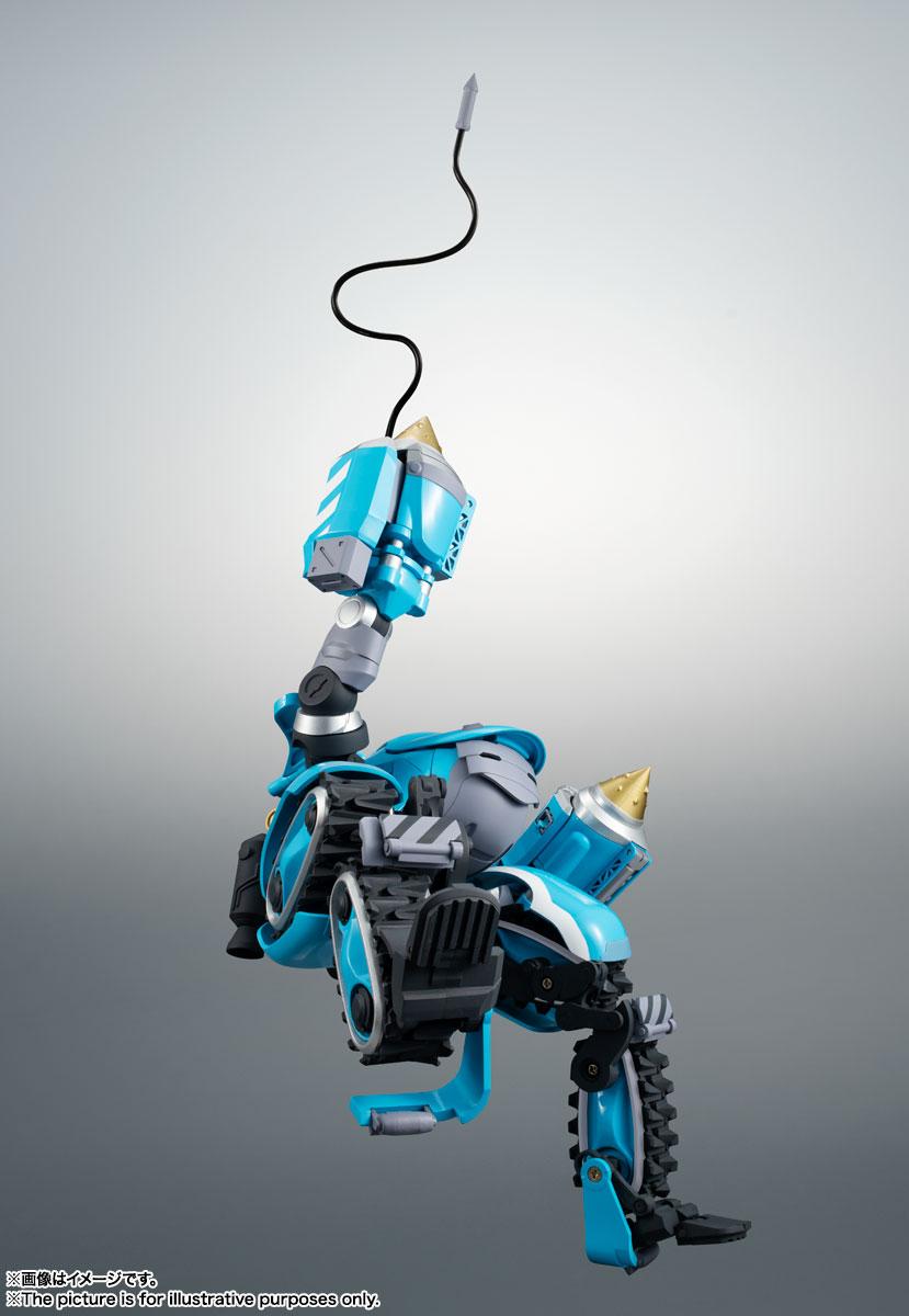 ROBOT魂〈SIDE MB〉『ビッグトニー』サクガン 可動フィギュア-005