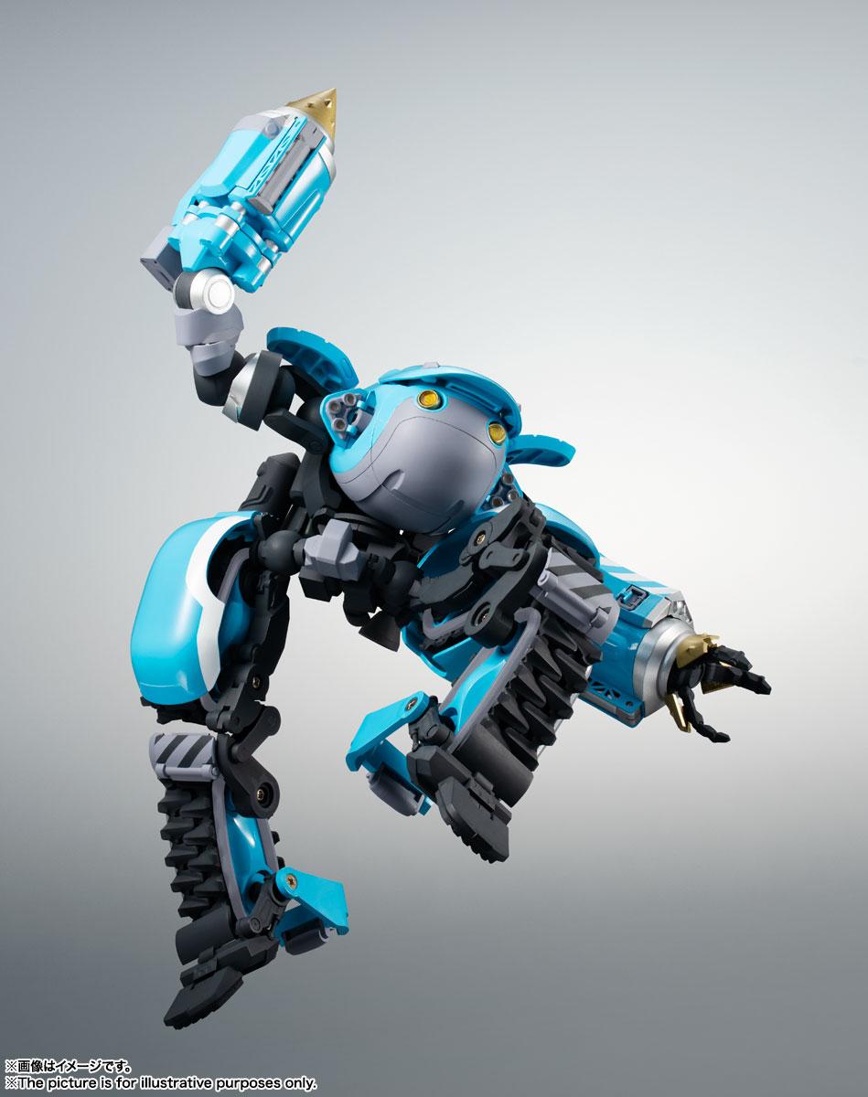 ROBOT魂〈SIDE MB〉『ビッグトニー』サクガン 可動フィギュア-008