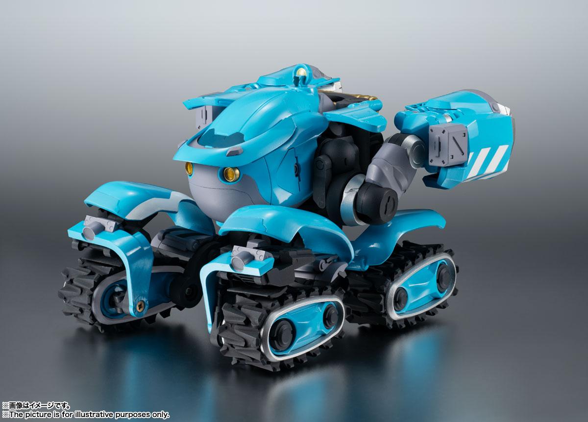 ROBOT魂〈SIDE MB〉『ビッグトニー』サクガン 可動フィギュア-009