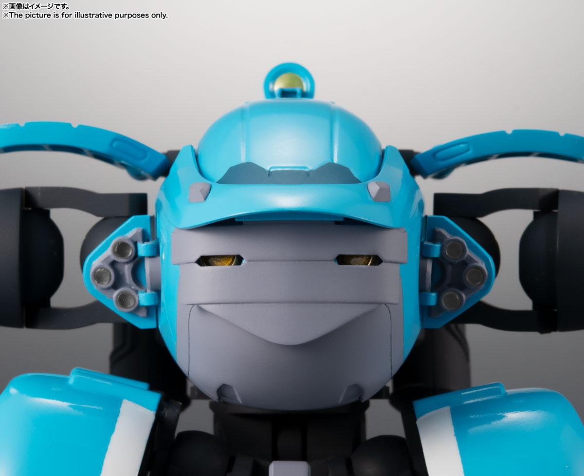 ROBOT魂〈SIDE MB〉『ビッグトニー』サクガン 可動フィギュア-012